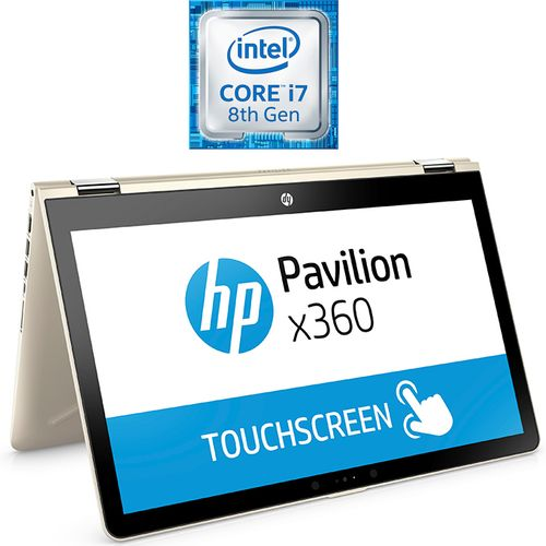 مراجعة سعر و مواصفات لابتوب HP Pavilion X360 15-br158cl بشاشة تاتش