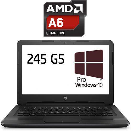 مراجعة و سعر و مواصفات لابتوب HP 245 G5