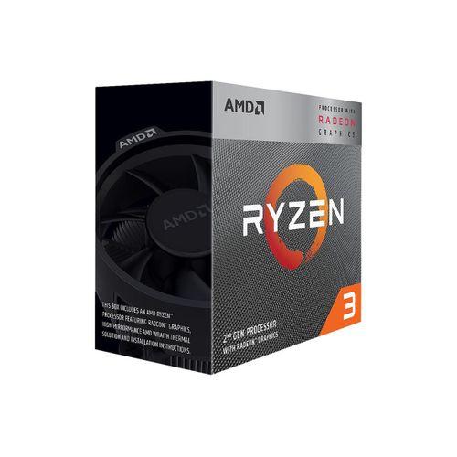 مراجعة سعر و مواصفات بروسيسور Amd Ryzen 3 3200G