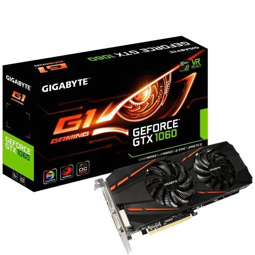 مراجعة سعر و مواصفات Gigabyte Nvidia GTX 1060 G13GB
