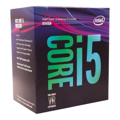 مراجعة سعر و مواصفات Intel Core i5-8400 Processor 6 Cores – 65W
