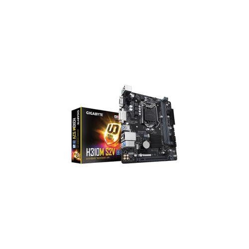 مراجعة سعر و مواصفات Gigabyte Intel H310M Motherboard