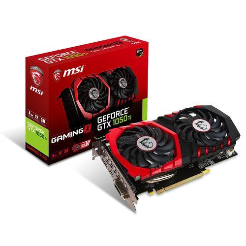 مراجعة كارت Nvidia GTX 1050 ti نسخة MSI Gaming X
