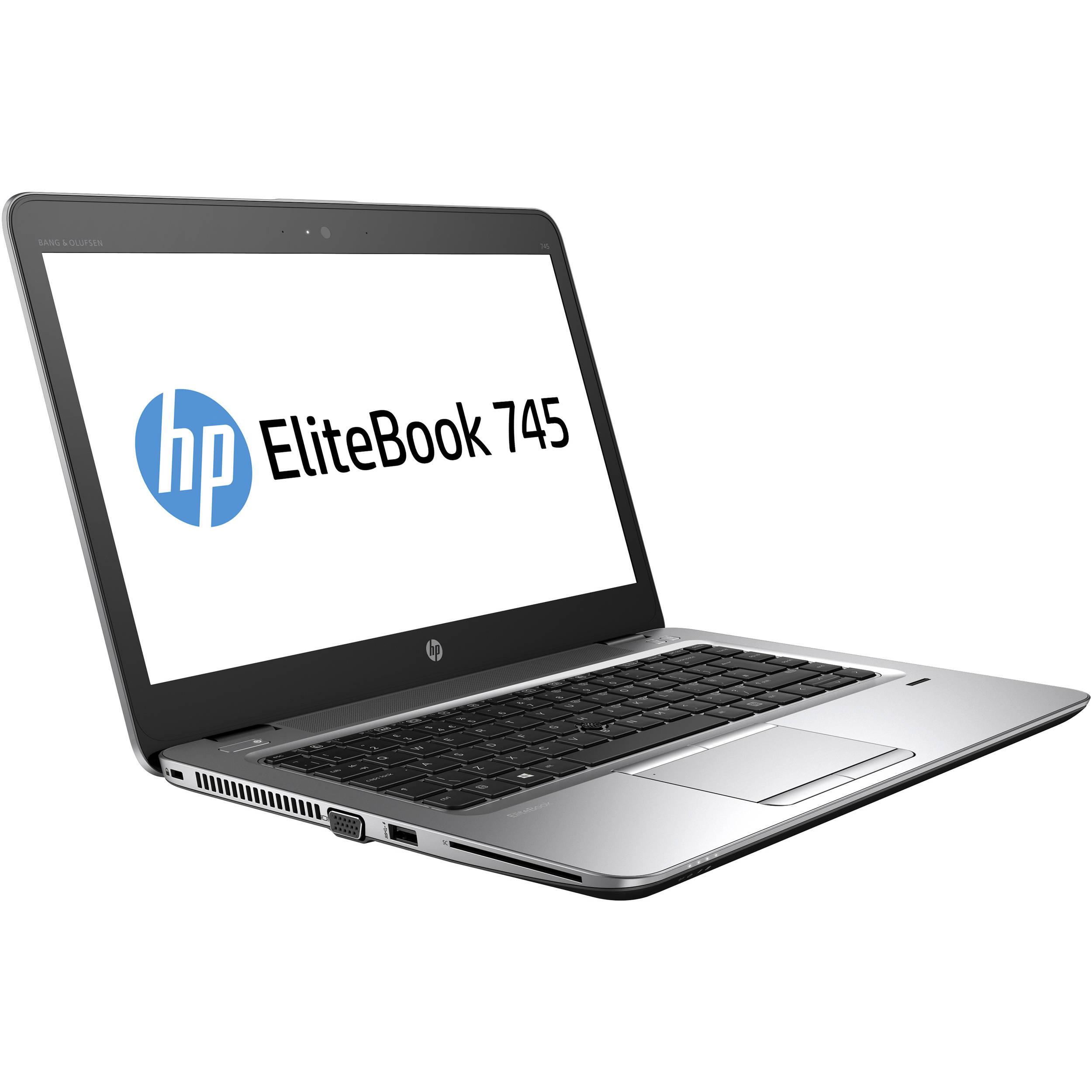 لابتوب HP 745 G4 بضمان سنة