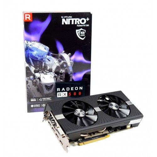 مراجعة كارت AMD RX 580 8GB