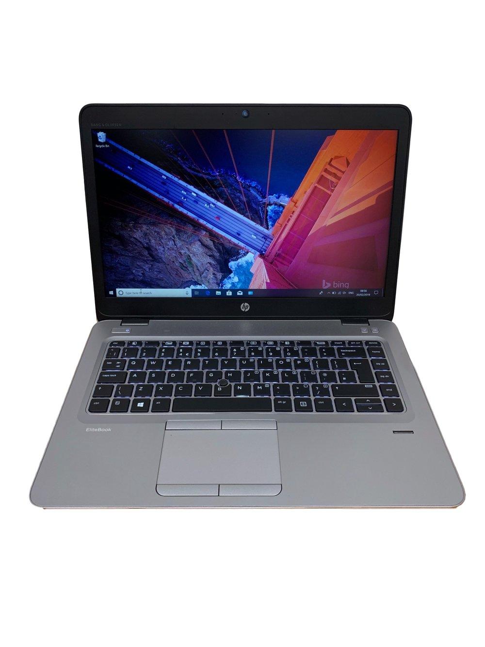 لابتوب HP 745 G4 بشاشة FHD