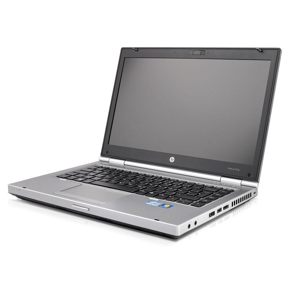 HP 8470p أقوي لابتوب بكارت شاشة من فئة DDR5 بيشغل PES 2019