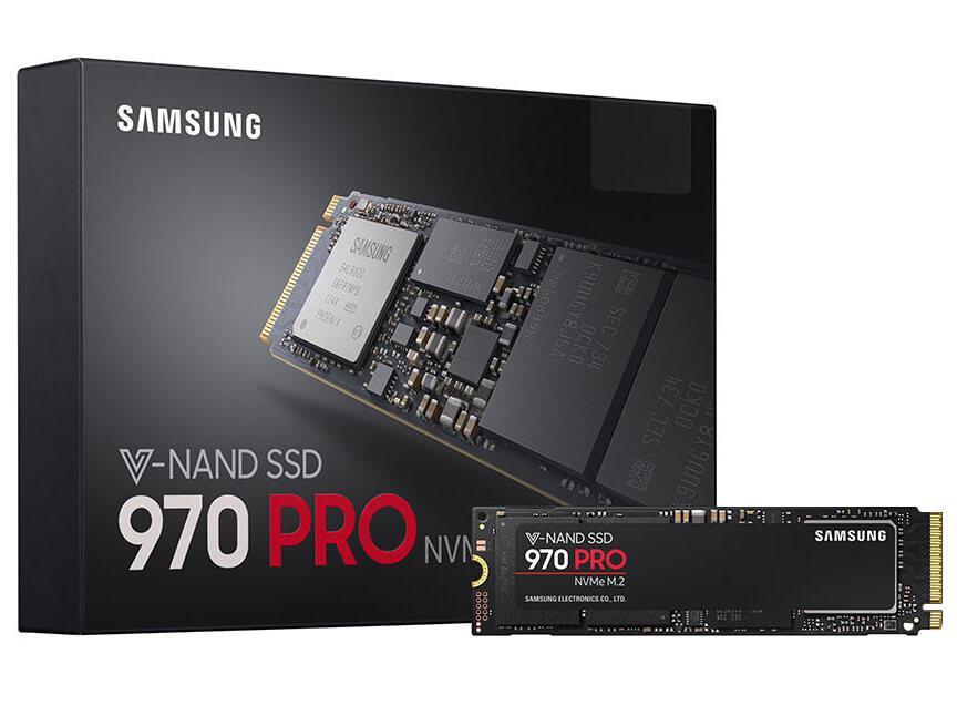 Samsung 970 PRO SSD 512GB