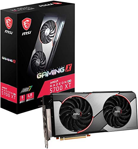 MSI Gaming Radeon Rx 5700 Xt 256-bit 8GB GDDR6