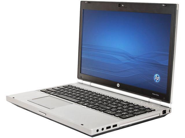 HP EliteBook 8560p - هارد 500 جيجا و رام 8 جيجا - كارت شاشة AMD 1GB DDR5