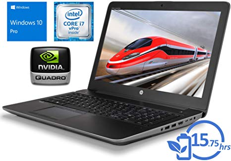 HP ZBook 15 G3 - بروسيسور i7-6820hq - كارت شاشة Nvidia 4GB DDR5
