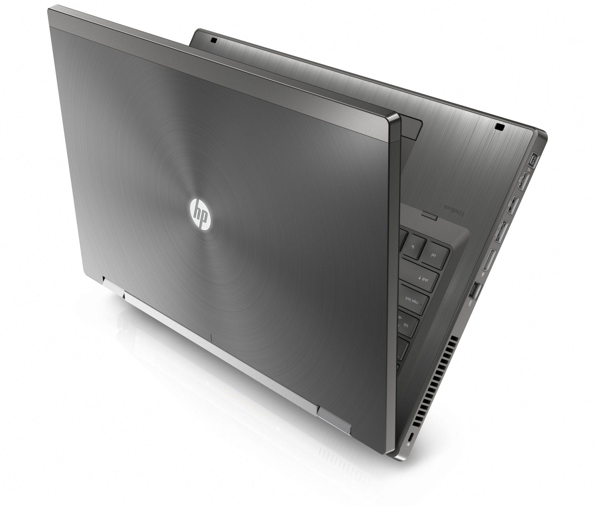 لابتوب وورك ستيشن HP 8760W - هاردين - رام 32 جيجا - كارت شاشة AMD FirePro