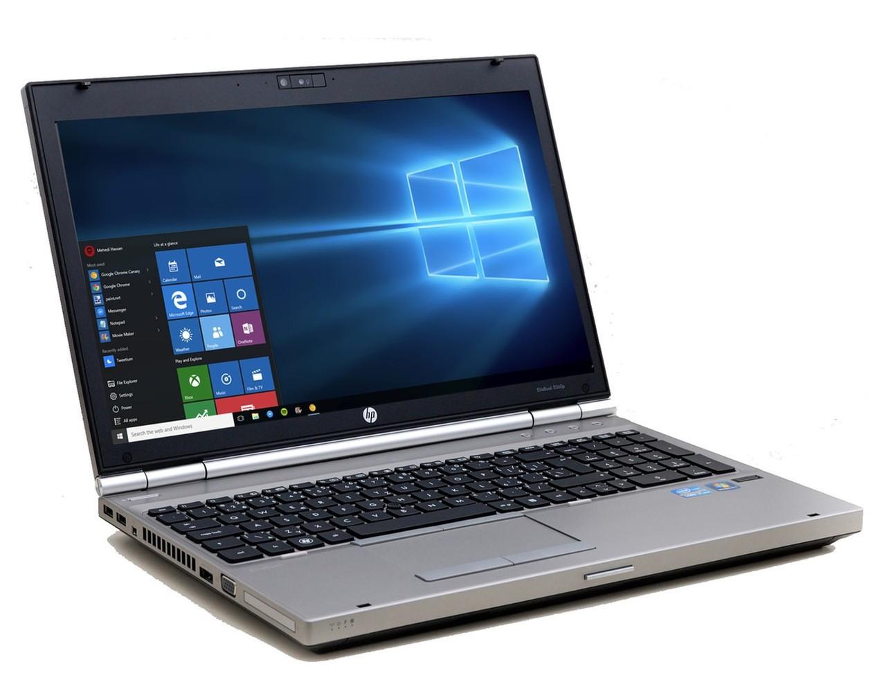 HP EliteBook 8560p – هارد 320 جيجا و رام 8 جيجا – كارت شاشة AMD 6470m 1GB