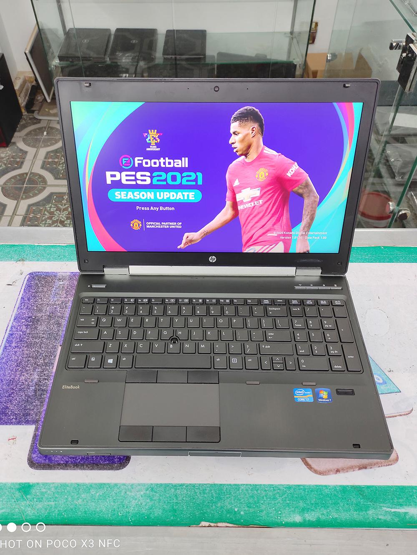 لابتوب HP 8570W – معالج i7-3720MQ – كارت شاشة Nvidia K2000m