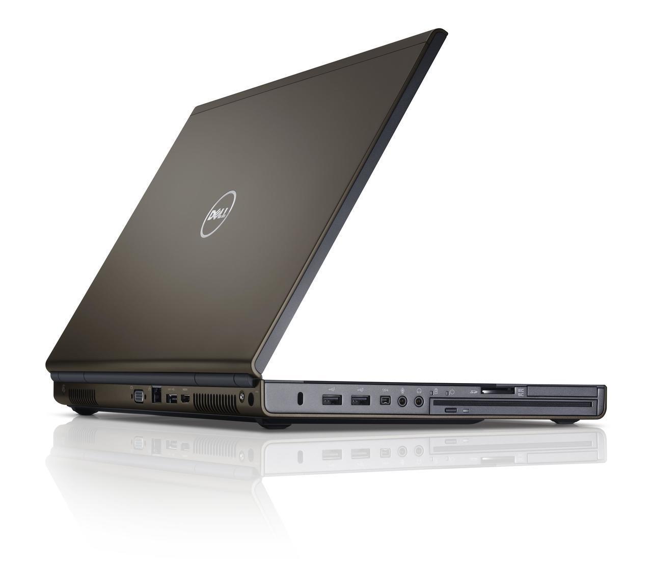 لابتوب DELL M4800 وورك ستيشن من الجيل الرابع بكارت Nvidia K1100m 2GB DDR5