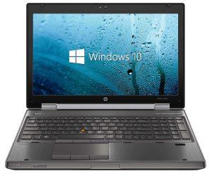 لابتوب HP Elitebook 8570W وورك ستيشن - كور i7 - كارت AMD 1GB GDDR5