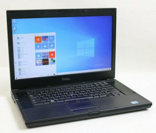 لابتوب DELL E6510 إستيراد الخارج – إنتل كور i5 مع شاشة 15.6 بوصة