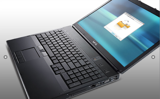 DELL Precision M6500 - كور i7 - شاشة 17.3 بوصة - كارت شاشة Nvidia FX 2800m