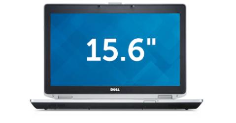 لابتوب DELL E6530 - كور i7 من الجيل الثالث مع كارت Nvidia 1GB DDR5