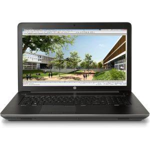 عملاق الوورك ستيشن HP ZBook 17 G3 - معالج i7-6820 HQ - كارت شاشة Nvidia M3000m 4GB DDR5