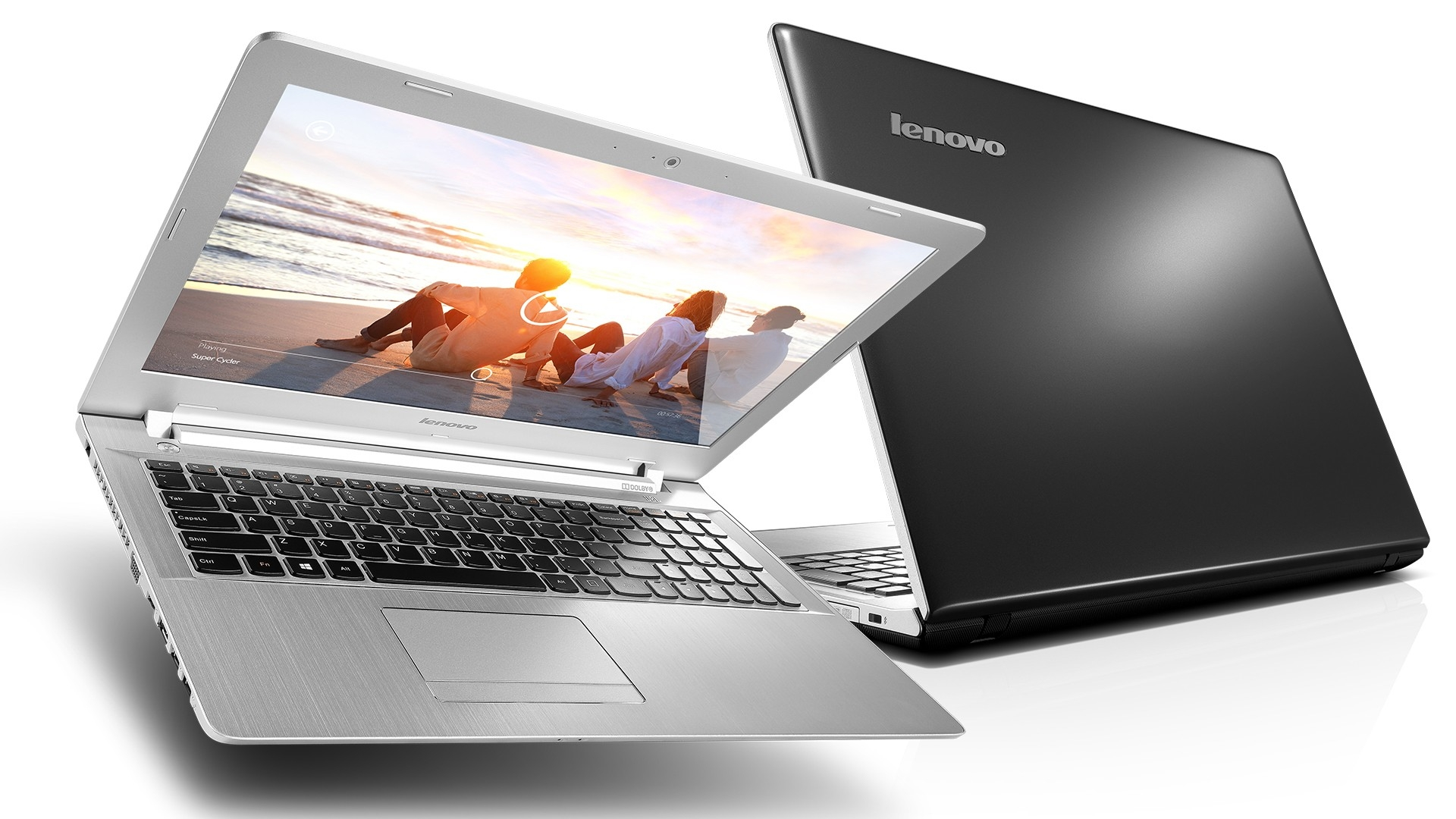 Lenovo Z51-70 لابتوب كور i7 جيل خامس مع كارت شاشة AMD R9 m375 أساسي 4 جيجا