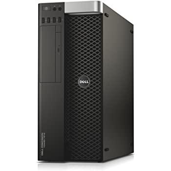 DELL T7810 كيسة وورك ستيشن ب 2 بروسيسور Intel Xeon E5-2630 v3
