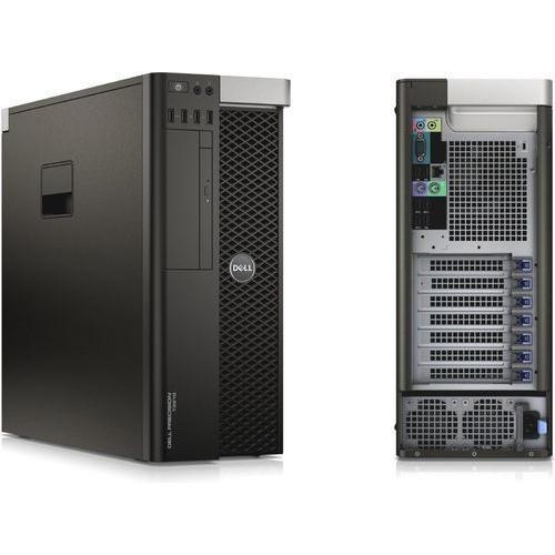 DELL T3600 كيسة وورك ستيشن بمعالج Xeon E5-2643