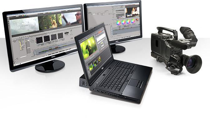 DELL M6600 وورك ستيشن - كور i7 - كارت Nvidia 3000m - هاردين - رام 16 جيجا
