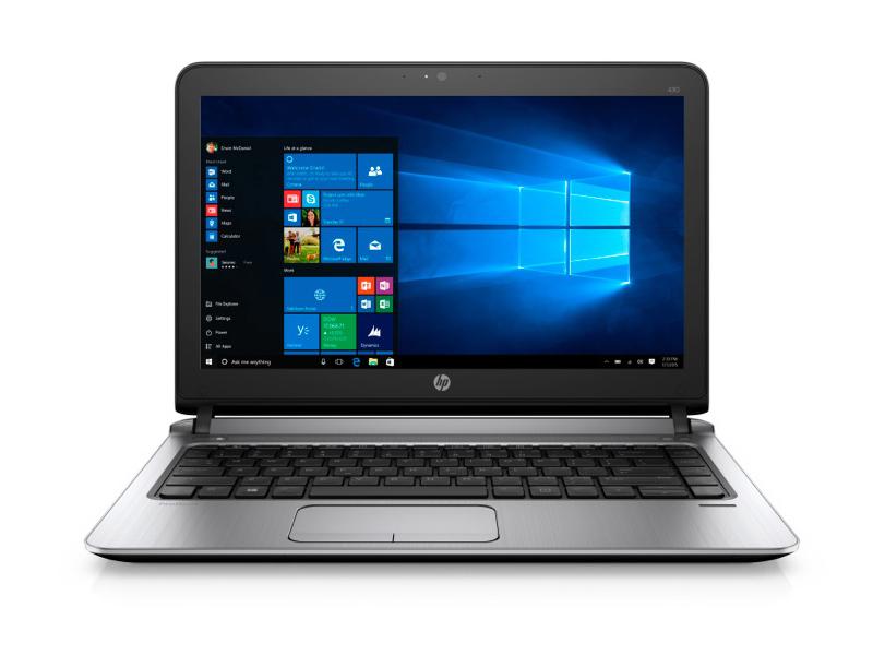 HP 430 G3 - كور i5 جيل سادس - هارد 128 M.2 و هارد 500 - شكل شيك و نحيف