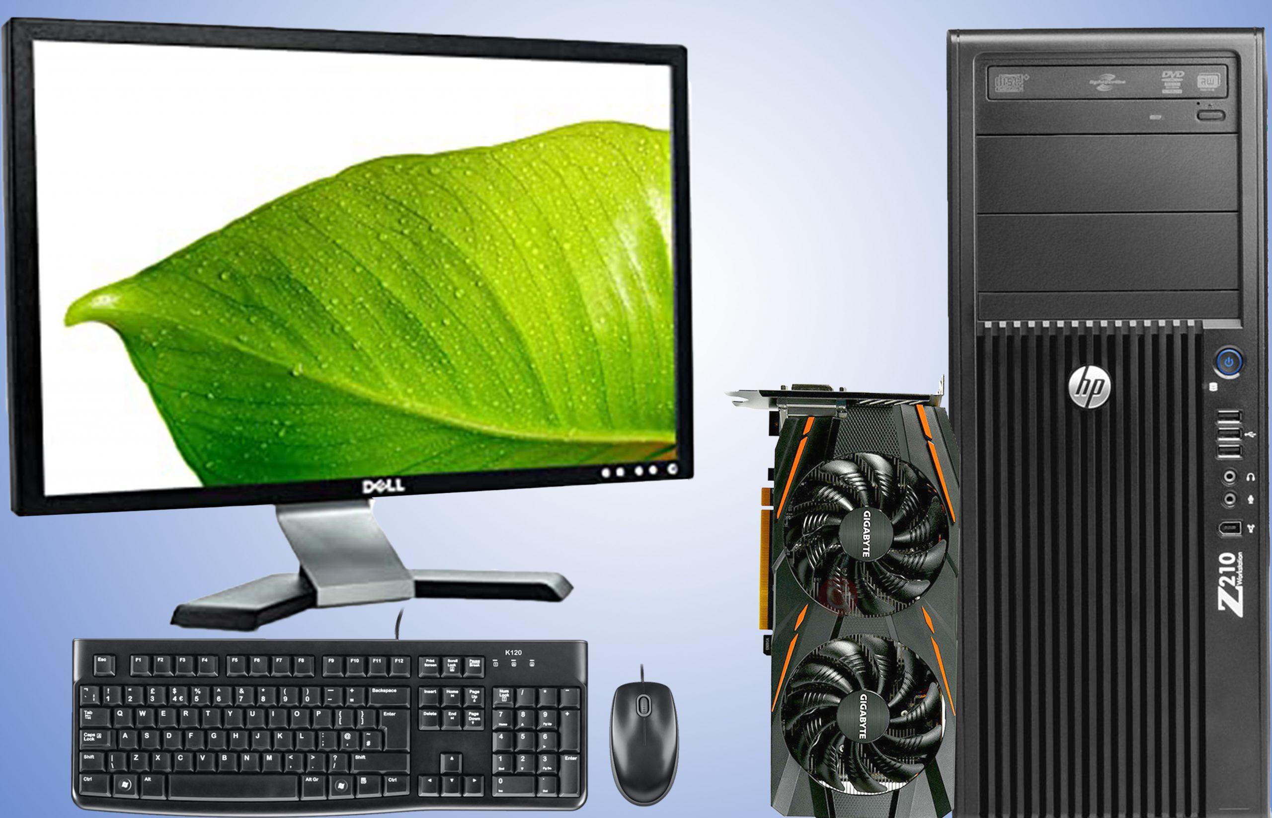 أرخص تجميعة كمبيوتر مستعملة بكارت RX 470 تشغل أعلى الألعاب على High