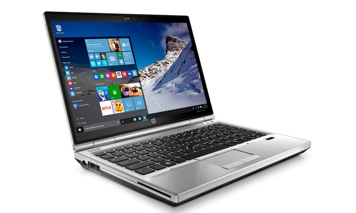 HP EliteBook 2570p أخف و أشيك لاب توب إنتل جيل ثالث - بهاردين و رام 8 جيجا