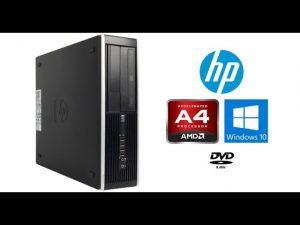 كيسة HP 6305 ديسك - معالج جيل خامس - كارت AMD أساسي 2 جيجا