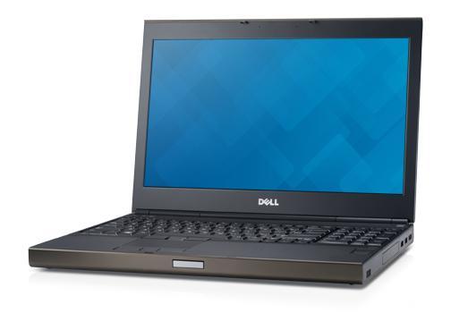 DELL M4800 أعلى نسخة - معالج i7 مع كارت Nvidia 2GB DDR5 - هاردين مع رامات 32 جيجا
