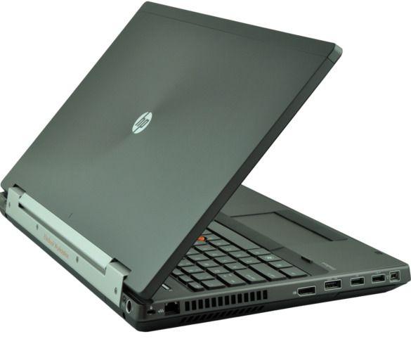 لابتوب HP 8570W - معالج i7-3720MQ - كارت شاشة Nvidia K2000m