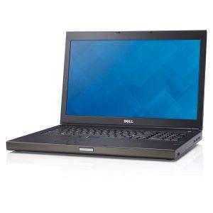 لابتوب DELL M6800 - معالج i7-4810 MQ - كارت AMD M6100 - هارد 256 SSD و هارد تيرا - رامات 32 جيجا