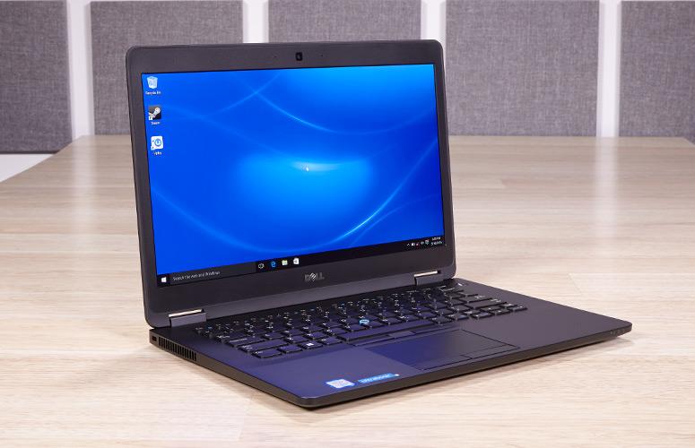 لابتوب DELL E7470 أشيك تصميم و أعلى أداء – كور i7 جيل سادس – هارد SSD M.2
