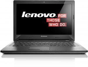 لابتوب Lenovo G4080 بالكارتونة - كور i5 جيل خامس - كارت AMD R5 أساسي 2 جيجا