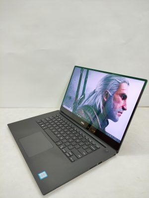 DELL 5510 أرخص و أخف وورك ستيشن بمعالج i7-6820 HQ - مع شاشة تاتش 4K 2160p