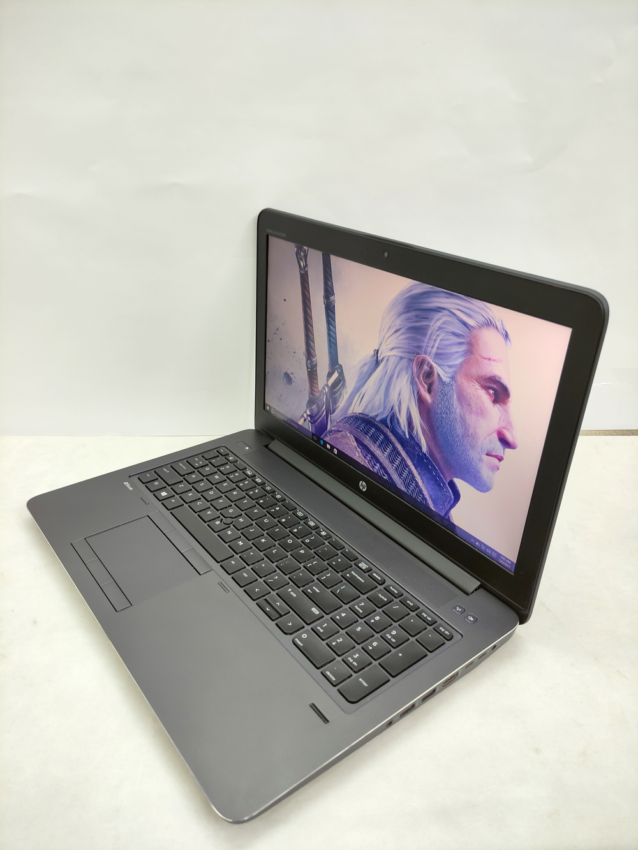 HP ZBOOK 15 G3 – بروسيسور CORE I7-6820 HQ – كارت شاشة NVIDIA 4GB DDR5