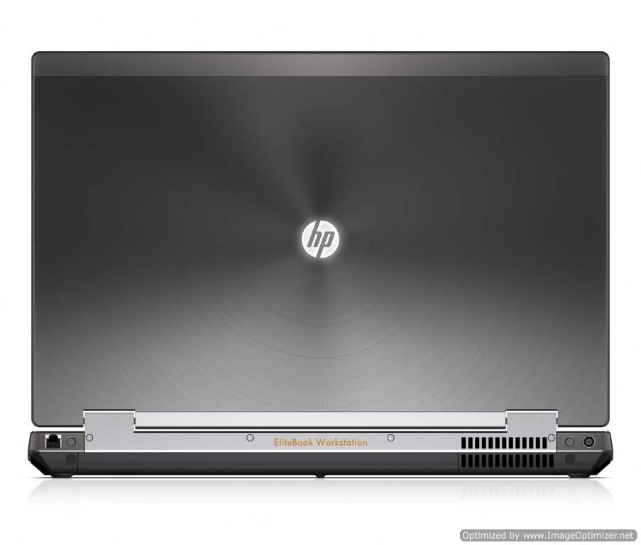 لاب توب وورك ستيشن HP 8760W - للبرامج الهندسية و الألعاب العالية